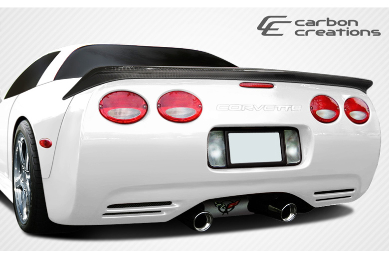 2001 Chevrolet Corvette Carbon Creations AC Edition Spoiler
