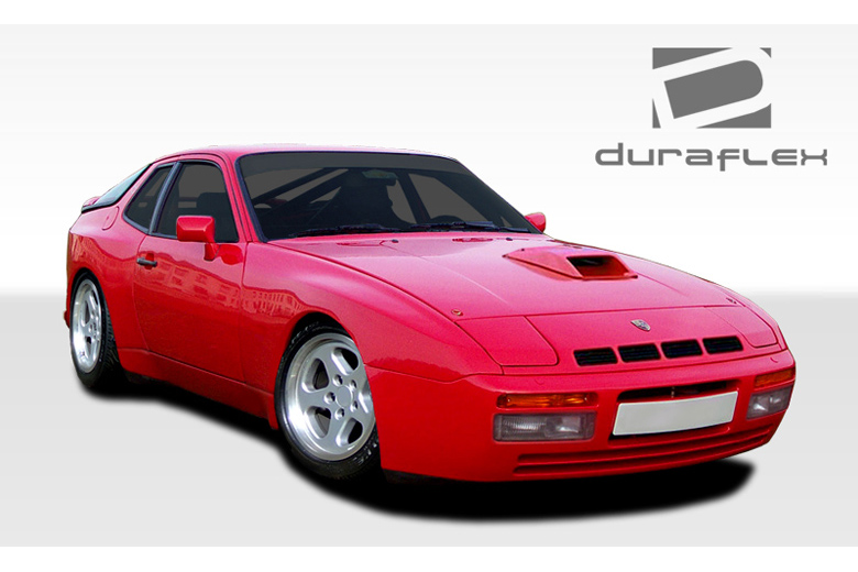 1984 Porsche 924 Duraflex Turbo 944 Look Body Kit