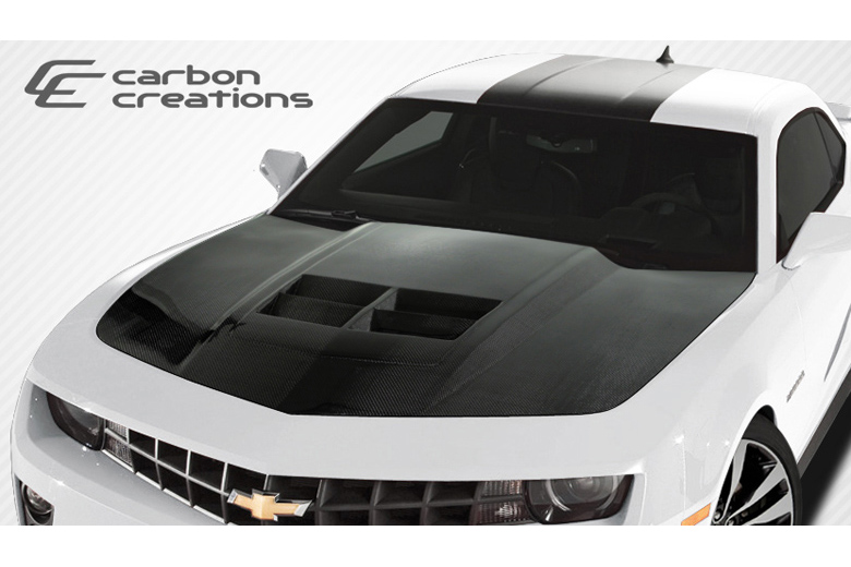 2014 Chevrolet Camaro Carbon Creations ZL1 Look Hood