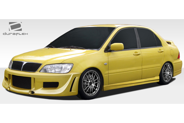 2003 Mitsubishi Lancer Duraflex G Speed Body Kit