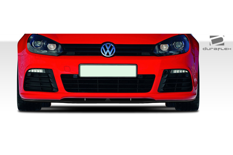 2012 Volkswagen Golf Duraflex RV-S Front Lip (Add On)