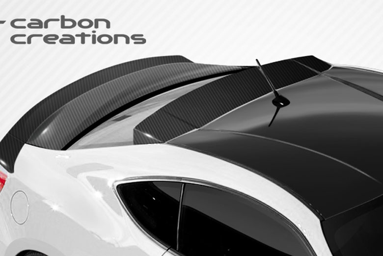 2013 Scion FRS Carbon Creations GT Concept Spoiler
