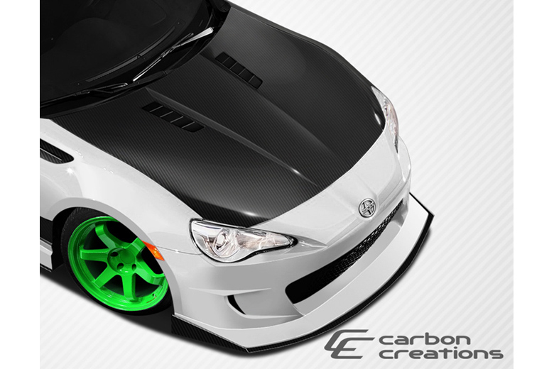 2013 Scion FRS Carbon Creations GT Concept Hood