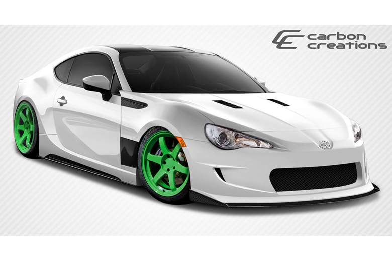 carbon creations scion frs 2013 2014 gt concept body kit. Black Bedroom Furniture Sets. Home Design Ideas