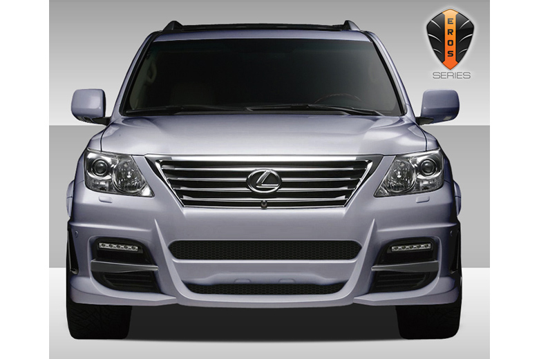 2009 Lexus LX Duraflex Eros Version 1 Body Kit