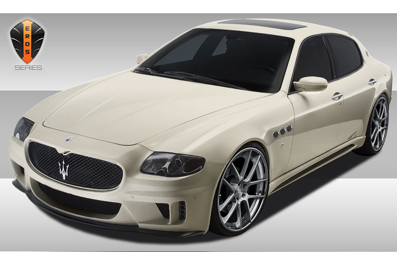 2007 Maserati Quattroporte Duraflex Eros Version 1 Body Kit