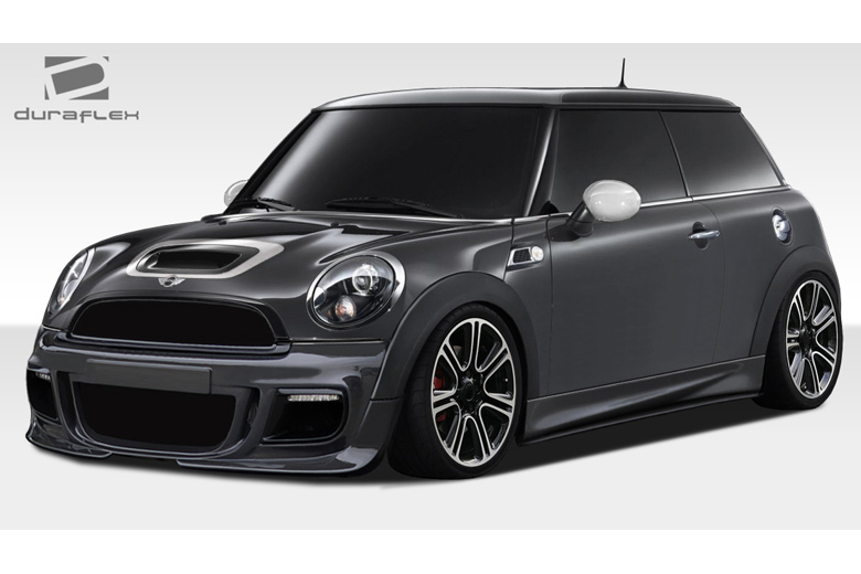 2011 MINI Cooper Duraflex DL-R Body Kit