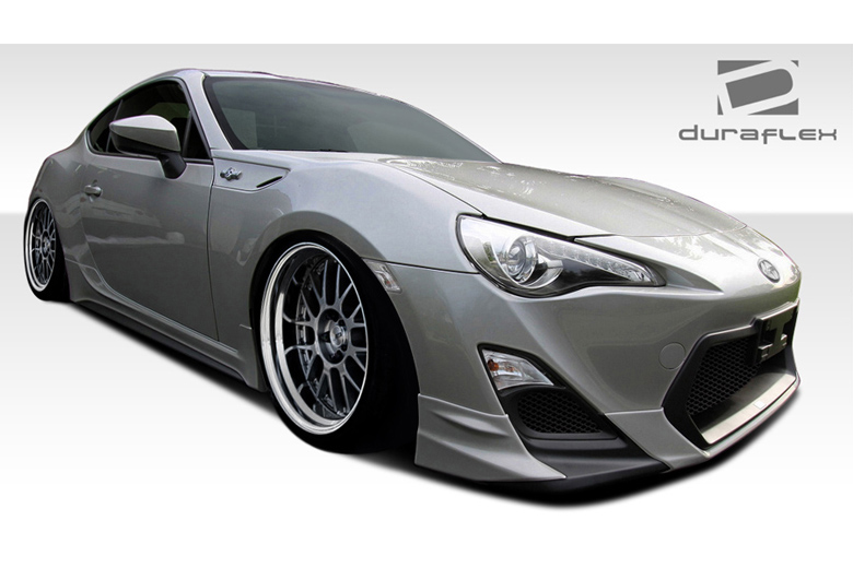 duraflex scion frs 2013 2014 td3000 body kit. Black Bedroom Furniture Sets. Home Design Ideas