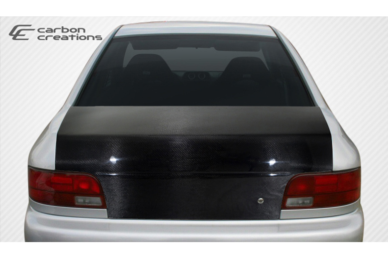 1997 Subaru Impreza Carbon Creations Trunk / Hatch