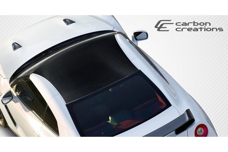2014 Nissan GTR Carbon Creations Roof