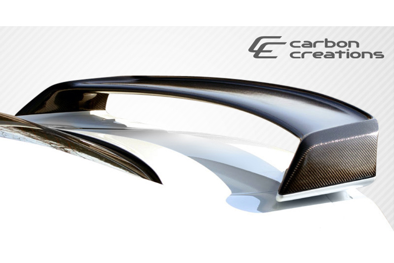 2014 Nissan GTR Carbon Creations Eros Version 1 Spoiler
