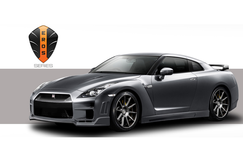 2009 nissan gtr body kits ground effects for Nissan gtr bodykit