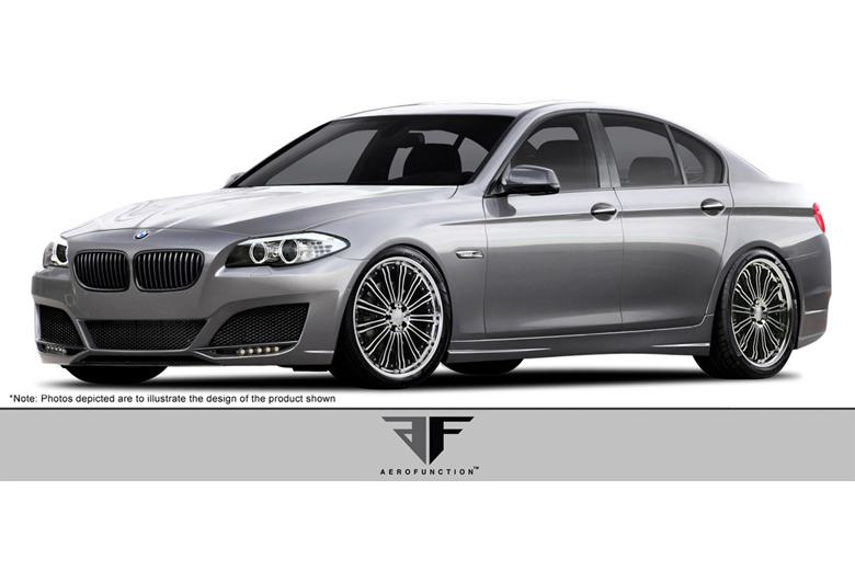 2012 BMW 5-Series Aero Function AF-3 Body Kit