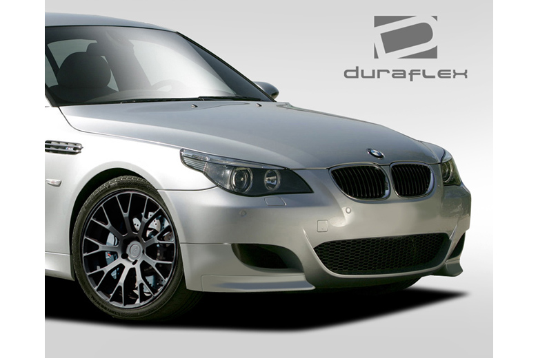 2008 BMW 5-Series Duraflex M-Tech Front Lip (Add On)