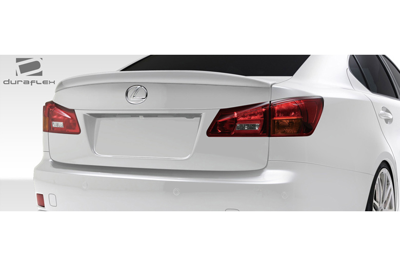 2011 Lexus IS Duraflex I-Spec Spoiler