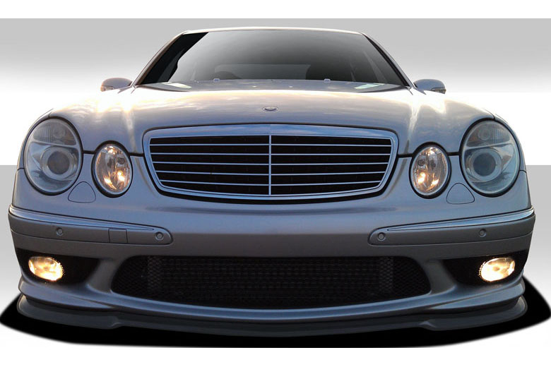 2006 Mercedes E-Class Duraflex L-Sport Front Lip (Add On)