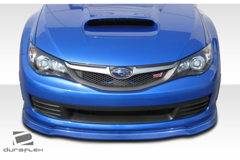 2008 Subaru Impreza Duraflex BL-K Front Lip (Add On)