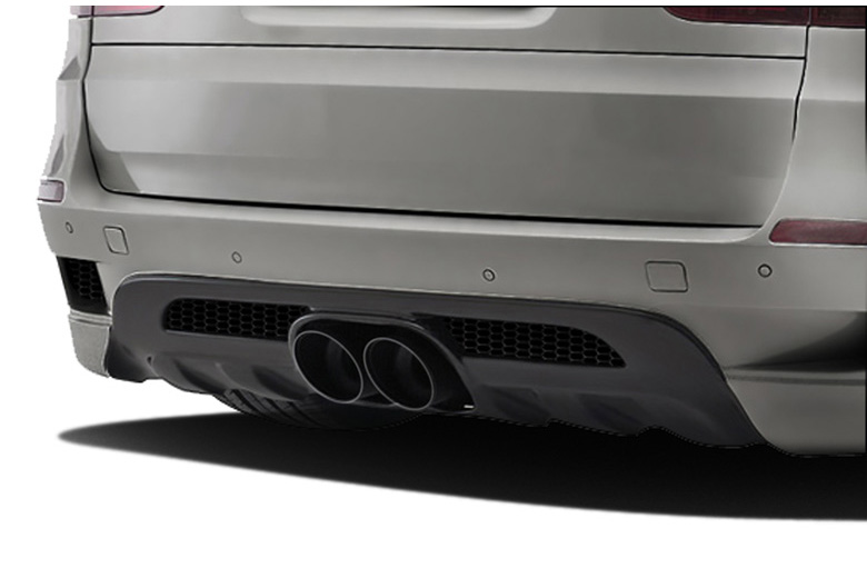 2013 BMW X5 Aero Function AF-1 Exhaust
