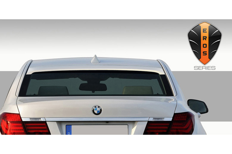 2011 BMW 7-Series Duraflex Eros Version 1 Spoiler
