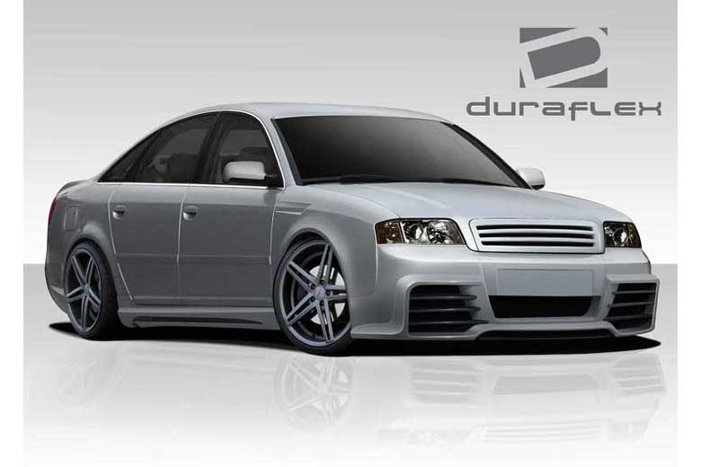 1998 Audi A6 Duraflex CT-R Body Kit