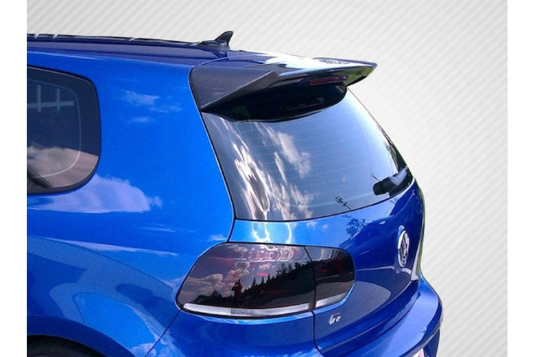 2012 Volkswagen Golf Carbon Creations OS-R Spoiler