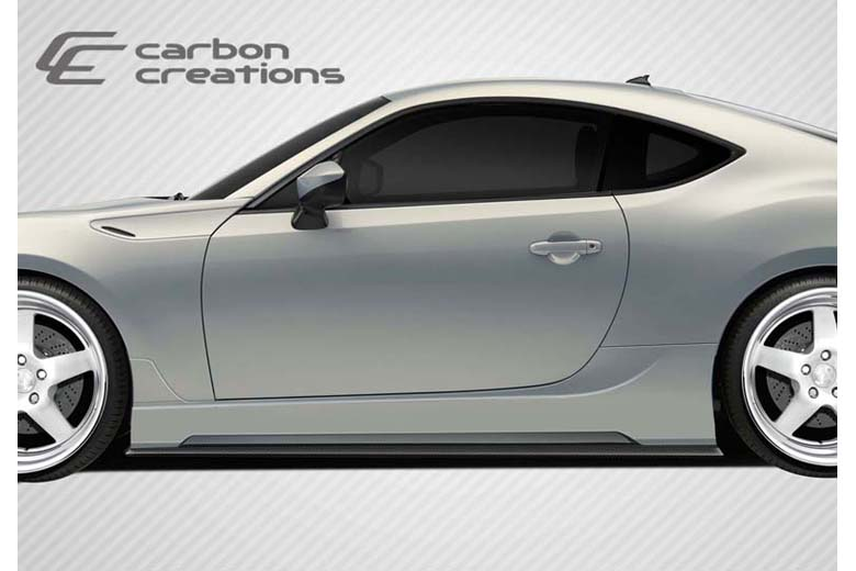 2013 Scion FRS Carbon Creations 86-R Sideskirts