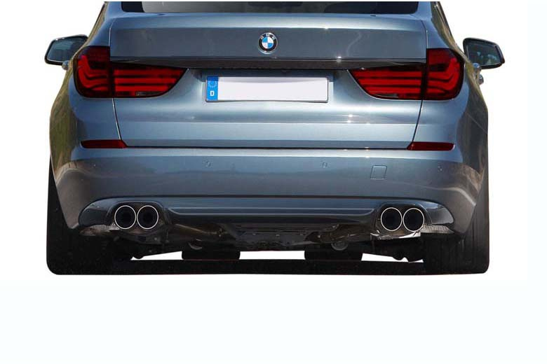 2012 BMW 5-Series Aero Function AF-1 Rear Lip (Add On)