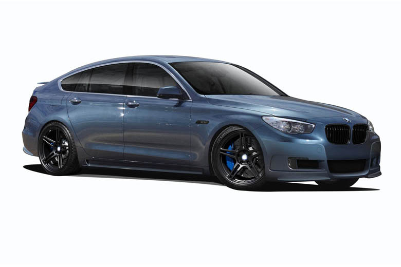 2012 BMW 5-Series Aero Function AF-1 Body Kit