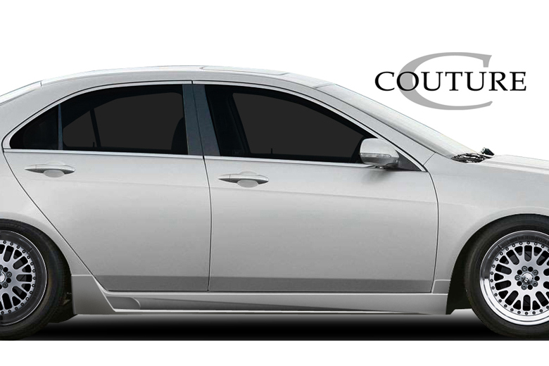 2008 Acura TSX Couture Vortex Sideskirts