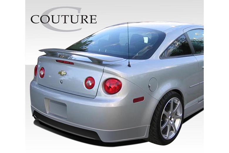 2010 Chevrolet Cobalt Couture Vortex Rear Lip (Add On)