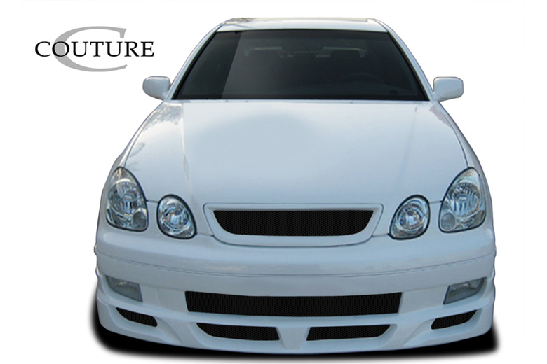 2003 Lexus GS Couture Vortex Front Lip (Add On)