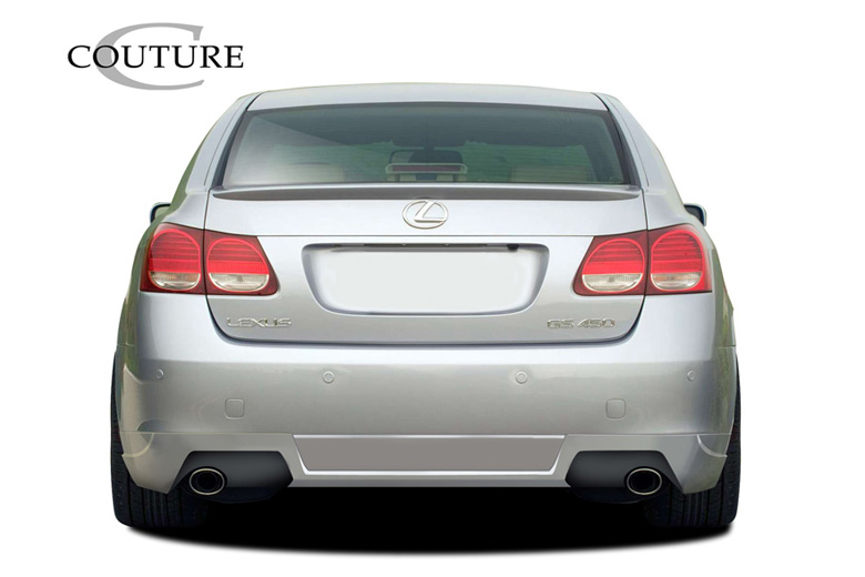 2006 Lexus GS Couture Vortex Rear Lip (Add On)
