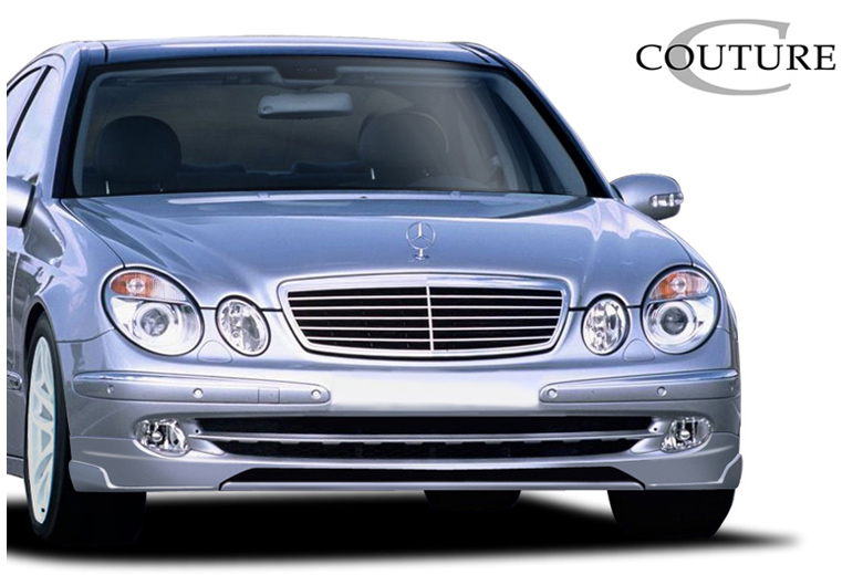 2006 Mercedes E-Class Couture Vortex Front Lip (Add On)