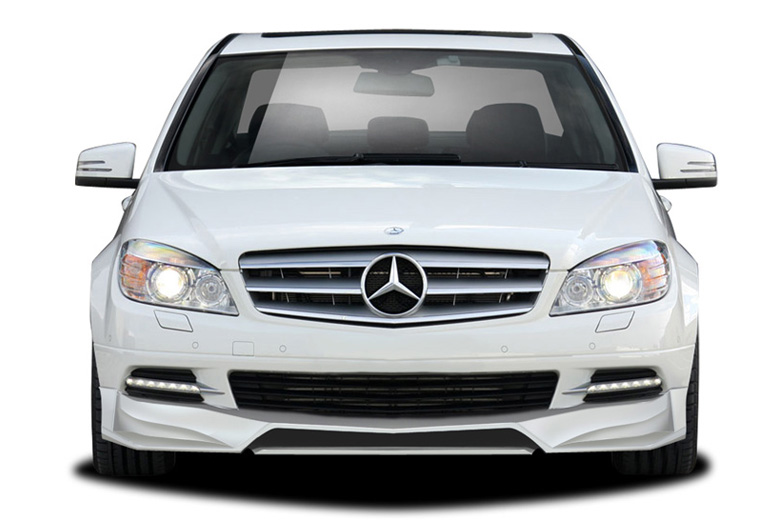 2008 Mercedes C-Class Couture Vortex Front Lip (Add On)