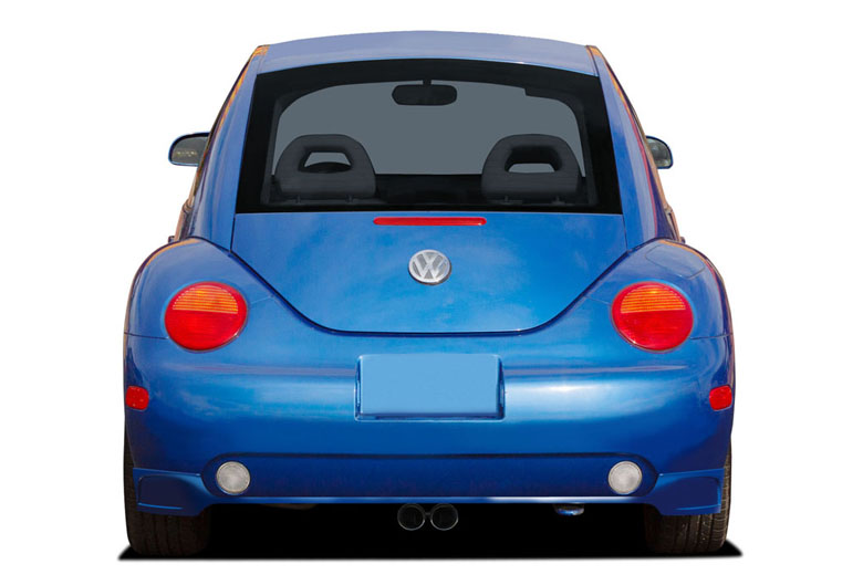 1998 Volkswagen Beetle Couture Vortex Rear Lip (Add On)
