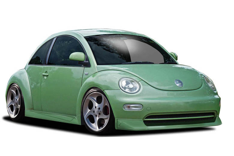 1998 Volkswagen Beetle Couture Vortex Body Kit