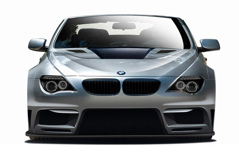 2004 BMW 6-Series Aero Function AF-2 Bumper (Front)