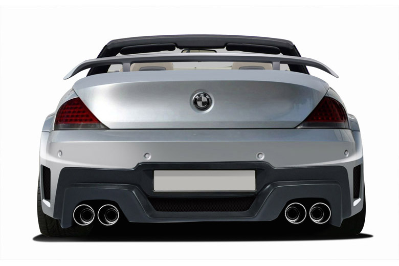 2004 BMW 6-Series Aero Function AF-2 Bumper (Rear)