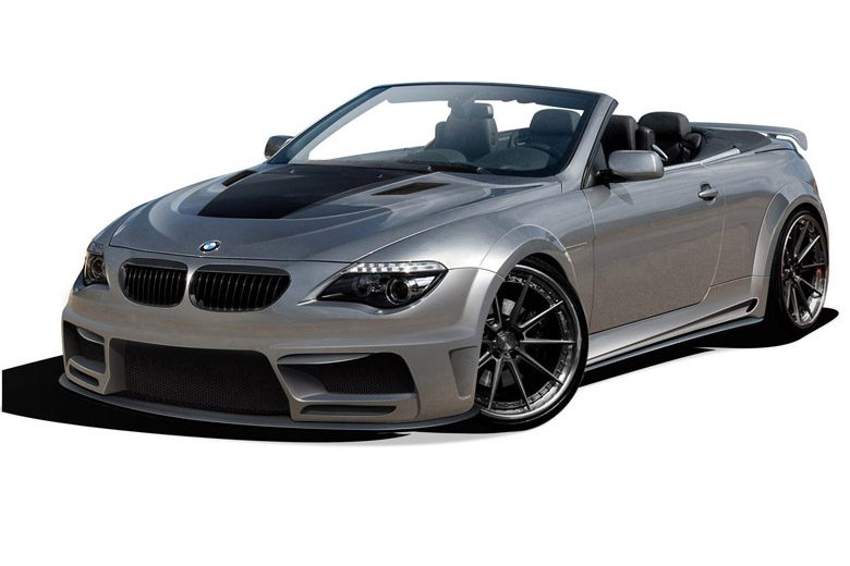 2004 BMW 6-Series Aero Function AF-2 Body Kit