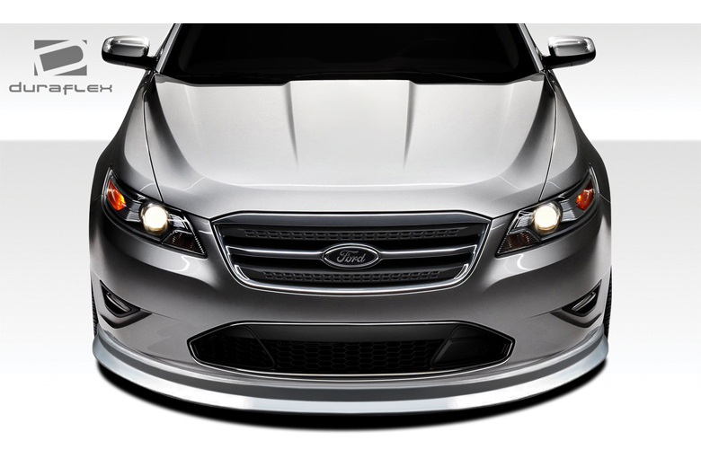 2011 Ford Taurus Duraflex Racer Front Lip (Add On)