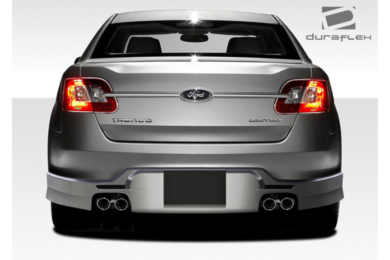 2011 Ford Taurus Duraflex Racer Rear Lip (Add On)