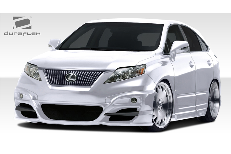 2010 Lexus RX Duraflex W-1 Body Kit