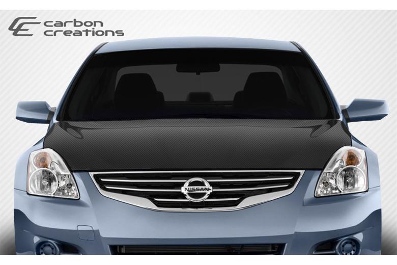 2012 Nissan Altima Carbon Creations Hood