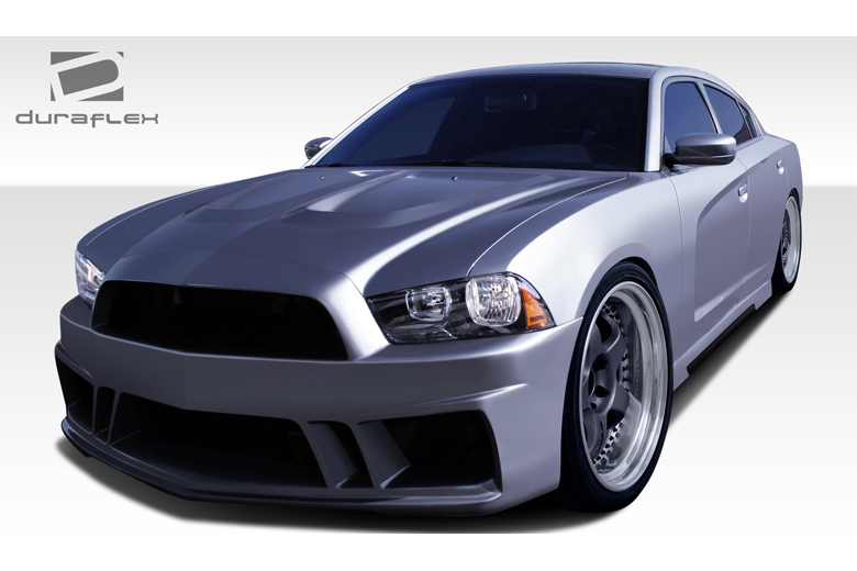 2014 Dodge Charger Duraflex Hot Wheels Body Kit
