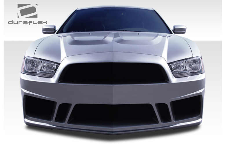 duraflex dodge charger 2011 2014 hot wheels front bumper. Black Bedroom Furniture Sets. Home Design Ideas
