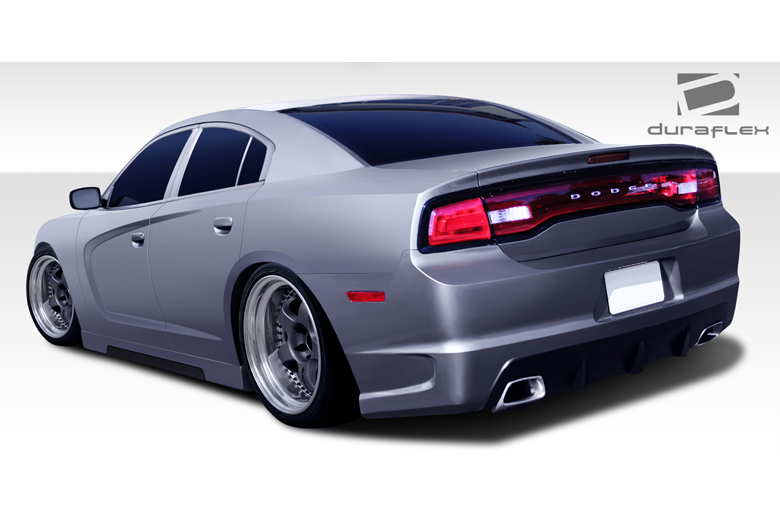 2014 Dodge Charger Duraflex Hot Wheels Bumper (Rear)