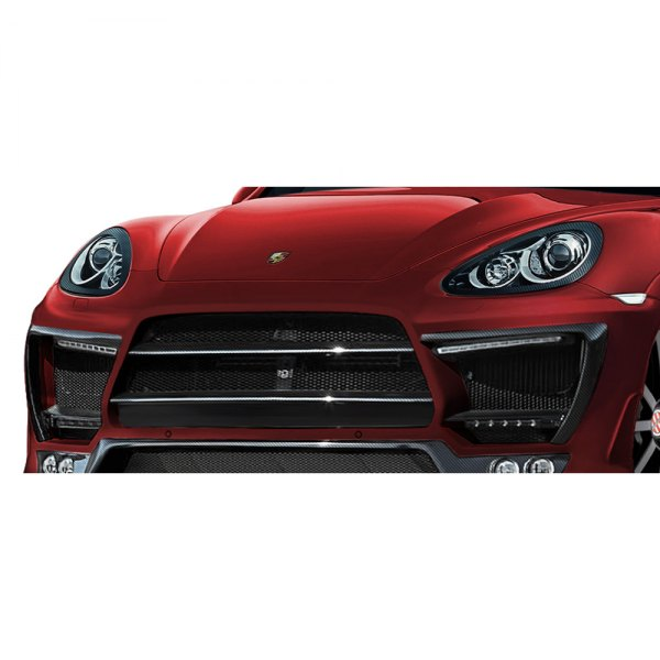 2014 Porsche Cayenne Aero Function AF-1 Headlight Covers