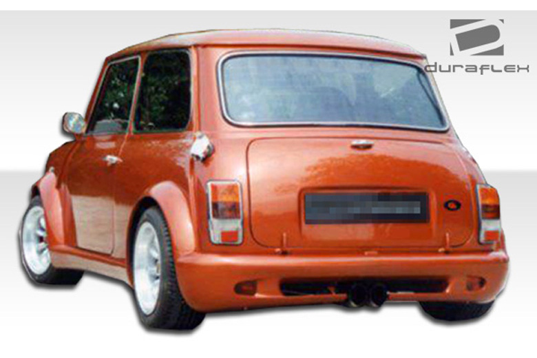 2001 MINI Cooper Duraflex Type Z Bumper (Rear)