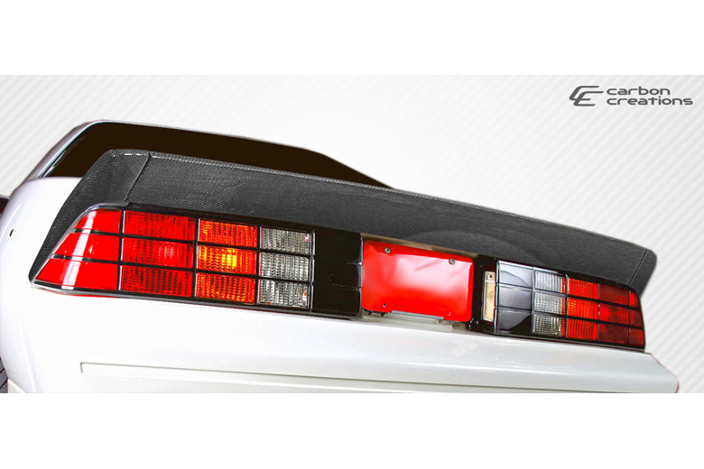 1989 Chevrolet Camaro Carbon Creations Xtreme Spoiler