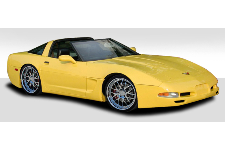 1987 Chevrolet Corvette Duraflex C-5 Body Kit